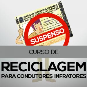 Reciclagem para Condutor Infrator